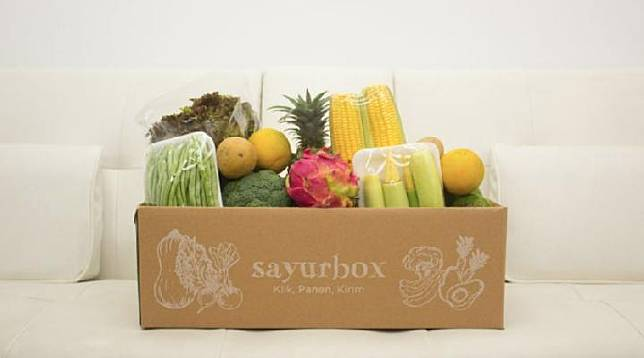 Ilustrasi Sayurbox. Istimewa