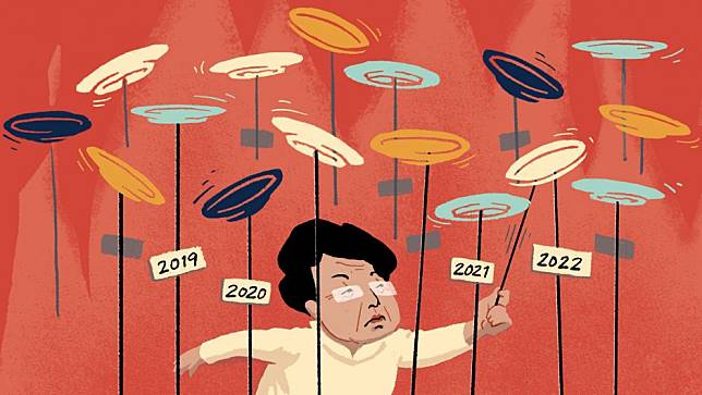Will Carrie Lam deliver a business-as-usual policy address or will she show political courage to go for big bang measures?
