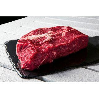 〈米国産〉アンガス牛肩ロース 1ポンドステーキ用 1枚(454g)