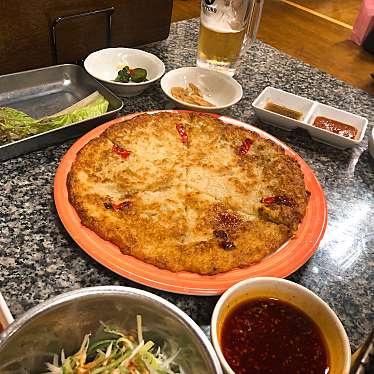 実際訪問したユーザーが直接撮影して投稿した大久保韓国料理コリアンキッチン 味ちゃん 2号店の写真