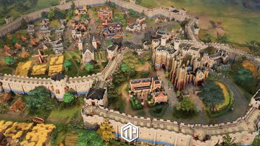 《Age of Empires 世紀帝國IV》戰鬥畫面曝光!