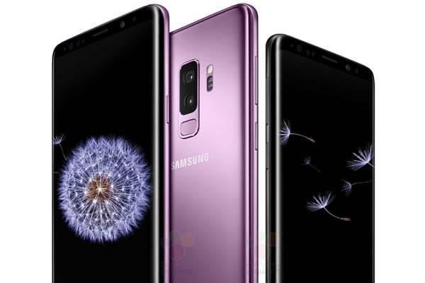 หลุดกันเน้นๆ Samsung Galaxy S9 มีสีใหม่ Lilac Purple โทนม่วง กล้องรูรับแสง f/1.5 ลำโพง AKG