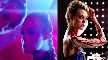 《霓虹惡魔》躍升坎城最大爭議片 拍攝 5 大手法揭秘「姦屍、雜交」駭人元素