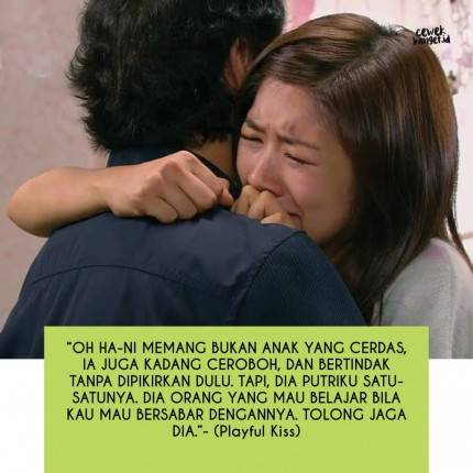 6 Quotes Tentang Ungkapan Cinta Orangtua Dari Drama Korea