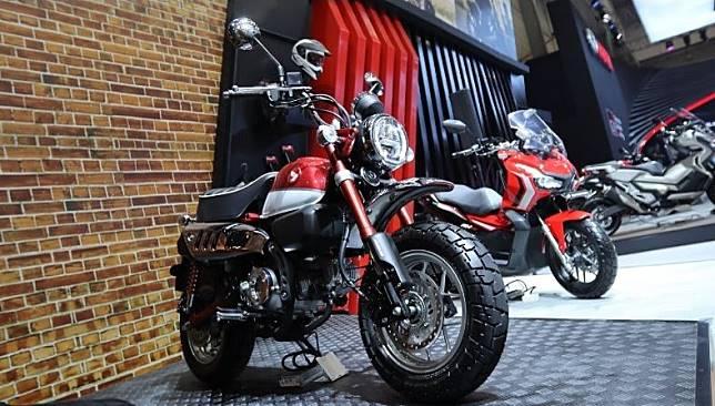 Honda Monkey resmi dijual oleh AHM