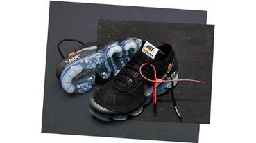 這是你「唯一原價購入」的機會!「 Virgil Abloh x Nike Air VaporMax 黑魂」本週在台開賣!