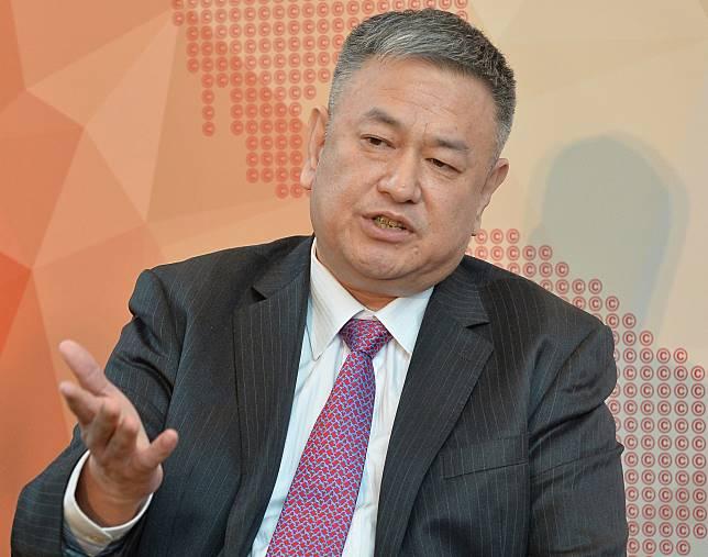 港航董事會主席鍾國頌。 資料圖片
