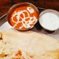 インドカレー定食 - 実際訪問したユーザーが直接撮影して投稿した西新宿インド料理ターリー屋 西新宿7丁目店の写真のメニュー情報