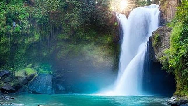 Air Terjun Bangen Tawai, Andalan Nunukan untuk Tarik Wisatawan Crossborder