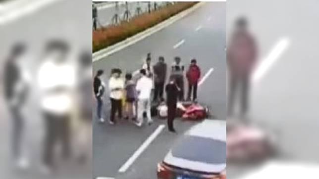 圖/翻攝自中國警方在線微博