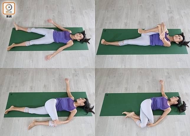 Spinal Twist (張錦昌攝)