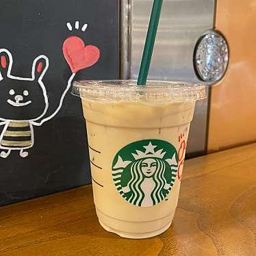 実際訪問したユーザーが直接撮影して投稿した新宿カフェスターバックスコーヒー 新宿マルイ本館8階店の写真