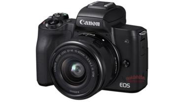 終於升級 4K 錄影規格 Canon 發表 EOS M50 微單相機