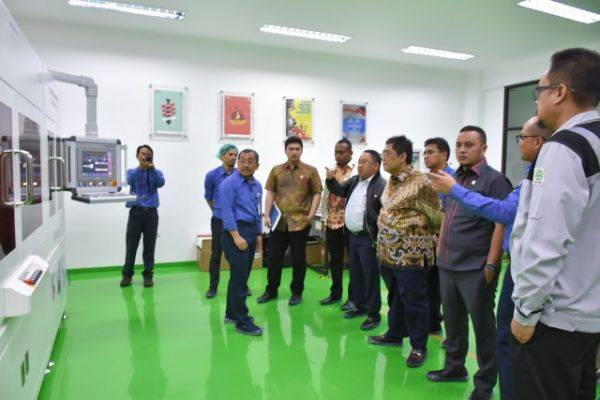 Legislator Harap PT Len Industri Buat Alutsista Mandiri
