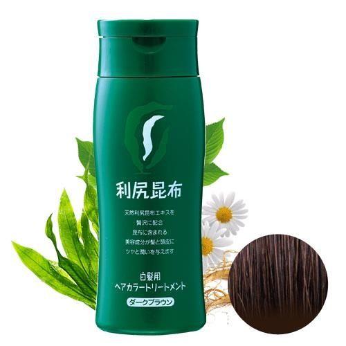 Sastty 利尻昆布染髮劑(附染髮梳) 日本第一台灣總代理公司貨 染髮過敏的救星