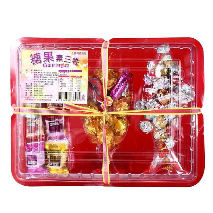 【達興食品】糖果三牲 (415g/盒)