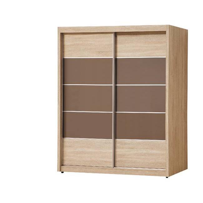 【UC30-1】 喬伊斯5尺衣櫥(844)(不含拉鏡)