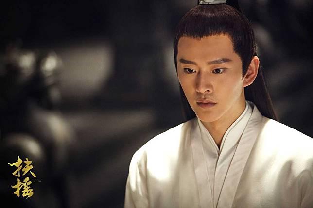 ▲黃宥明在《扶搖》演出渣男。(圖/中天提供)