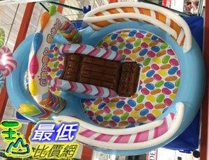 [COSCO代購] C1011114 INTEX CANDY ZONE POOL 糖果造型水池長295X191X高130CM