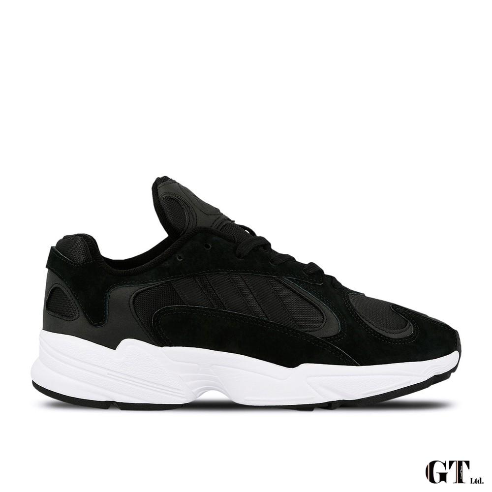 【代購】Adidas Originals Yung-1 黑 男鞋 低筒 輕量 運動鞋 慢跑鞋 老爹鞋 CG7121