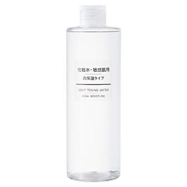 無印良品 敏感肌用高保濕化妝水(大容量400ML)