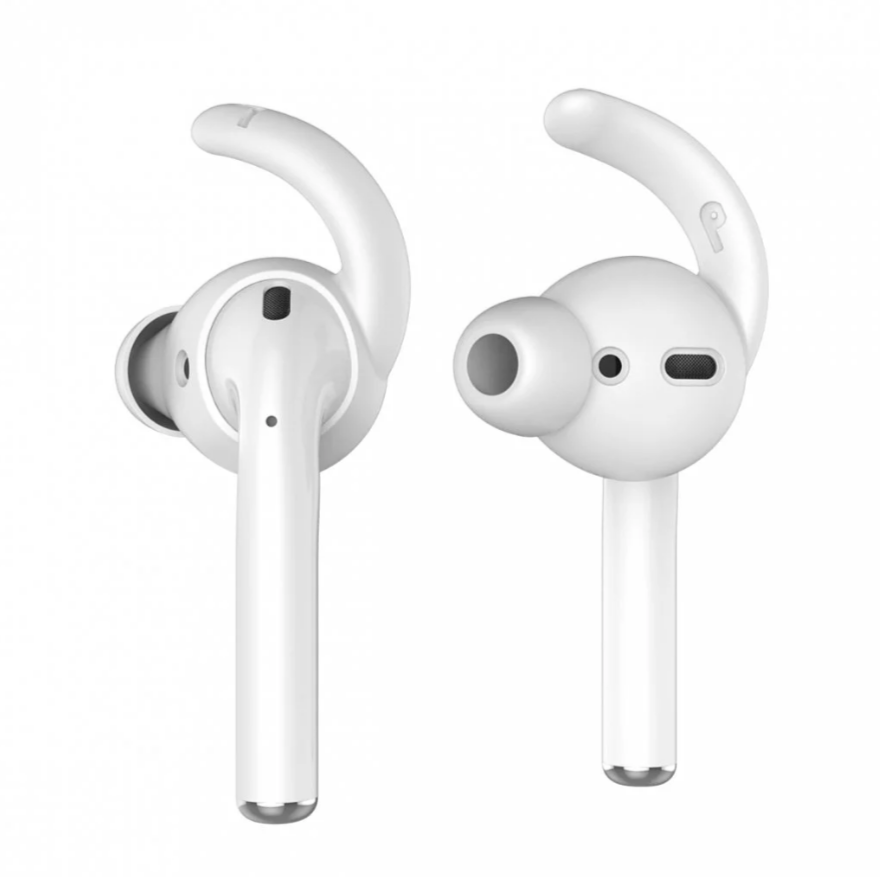 Aha Style PodHooX 入耳式耳套 AirPods/EarPods 適用(2組入)附收納套