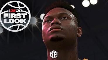 NBA 狀元 Zion Williamson 將加入《NBA 2K》!