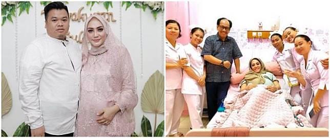 Yulita MasterChef lahirkan anak ke-3, potret bayinya jadi sorotan