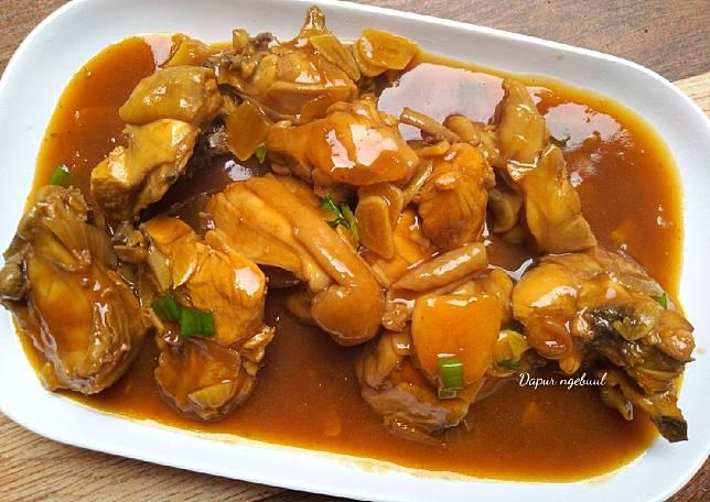 Resep Hari Ini Ayam Saus Mentega Cookpad Line Today