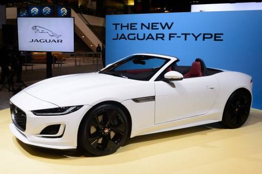 Jaguar celebrates the reveal of the new 2021 Jaguar F-TYPE in North America at the Chicago Auto Show by partnering with Hot Wheels to announce a new engineering scholarship contest across North America, the Jaguar & Hot Wheels Ultimate Track Challenge on February 06, 2020 in Chicago, Illinois.