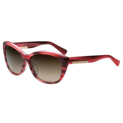 MARC BY MARC JACOBS 太陽眼鏡 (紅色) . ↓紅色 品牌 MARC BY MARC JACOBS 類型 太陽眼鏡/墨鏡 產地 義大利 鏡框顏色 紅色系 鏡框材質 醋酸纖維 鏡片材質