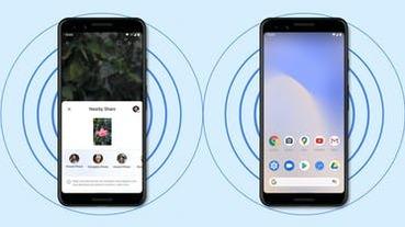 追上蘋果 AirDrop!Google 正式推出「Nearby Share」功能