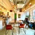 実際訪問したユーザーが直接撮影して投稿した新宿カフェカフェ ウォールの写真