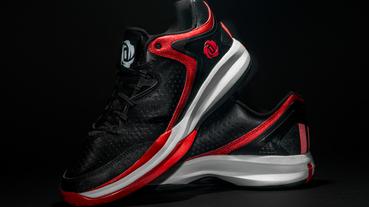 adidas D Rose Englewood III / 低筒籃球鞋設計呈現飆風玫瑰故鄉生命力