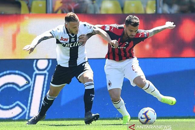 Serie A: Parma vs AC Milan