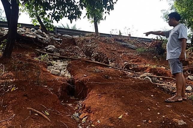 Selasa, penabrak Grabwheels ditangkap hingga longsor di Jakarta
