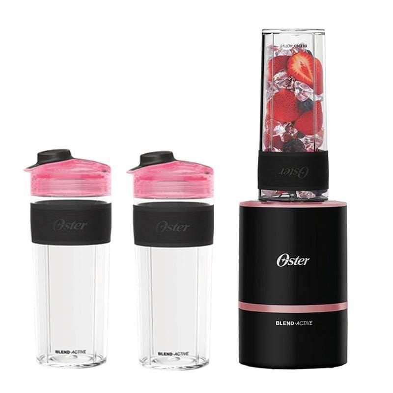 【3杯家庭組】Blend Active隨我型果汁機 (玫瑰金)+隨我型替杯*2