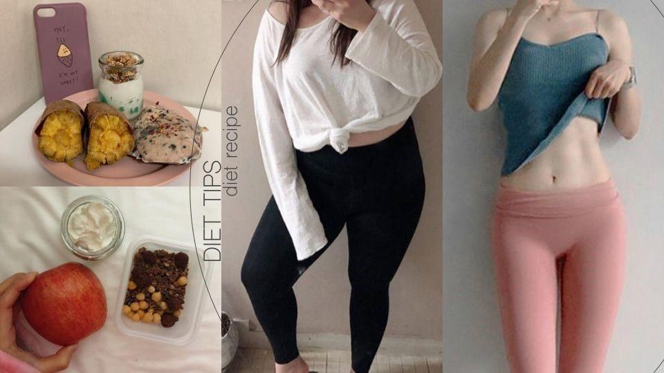 90天狂瘦20公斤!小紅書網紅公開7日減肥食譜,每餐吃飽又減脂增肌