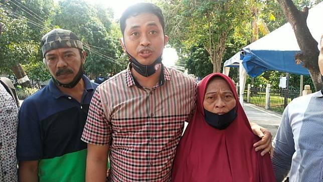Inaq Kalsum Laporkan Balik Anak Kandung ke Polisi