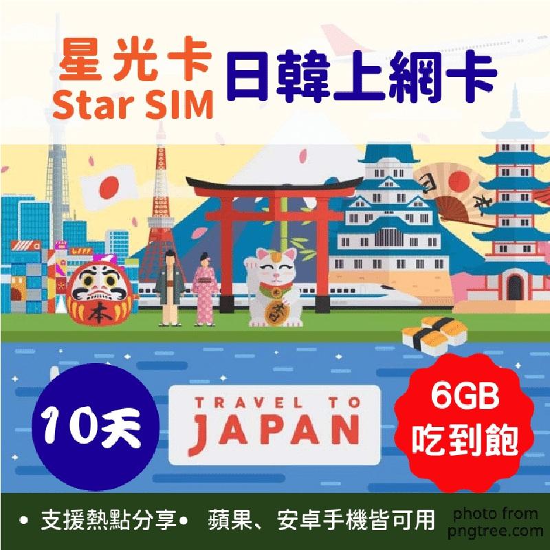 ■ Line線上客服 出國安心 ■ 日本SoftBank X 韓國SKT 大雙網品質保證 ■ 10天(連續240小時) 6GB高速上網 ■ 支援手機/分享器熱點分享