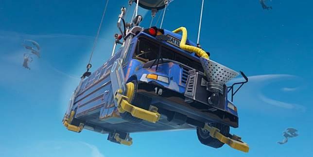 Battle Bus ใน Fortnite ได้รับการ Buff ความสามารถเพิ่ม