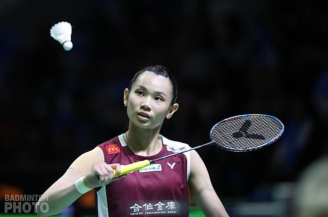 ▲戴資穎(圖/Badminton photo提供)