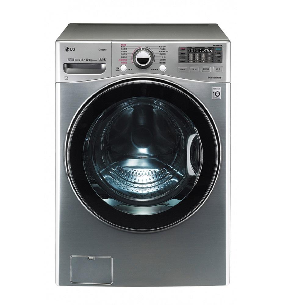 蒸氣洗衣 99.9%殺菌除蟎TURBOWASH 勁速洗6 MOTION DD智慧模擬手洗直驅變頻馬達 10年保固WiFi遠控,隨時掌控、輕鬆升級洗脫烘ㄧ機搞定
