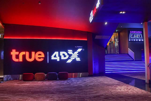 Sally在4DX影院觀看了《復仇者聯盟4》,感覺刺激又過癮。