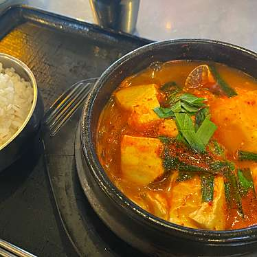 実際訪問したユーザーが直接撮影して投稿した歌舞伎町韓国料理とん豚テジ 新宿店の写真