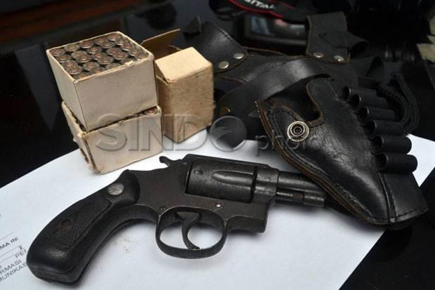 Polisi Masih Dalami Keaslian Surat Kepemilikan Senpi Andy Wibowo