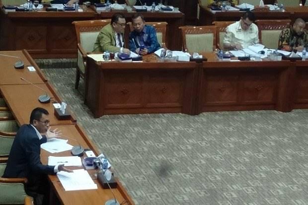 Rayuan Capim KPK Nawawi di Depan Komisi III DPR