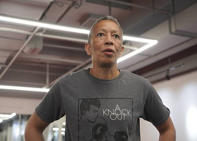 British former female boxing champion on fighting prejudice, cancer and formidable opponents