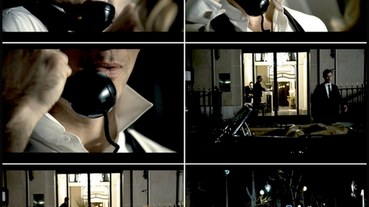 Dior Homme – by Guy Ritchie starring Jude Law