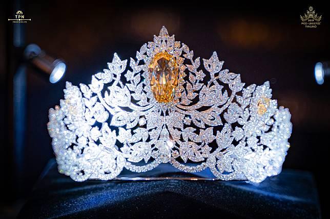 เปิดตัวมงกุฎใหม่ Miss Universe 2019 มูลค่ากว่า 150 ล้านบาท!
